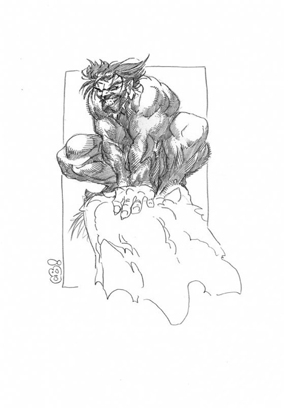 X-Men Character Design: BEAST